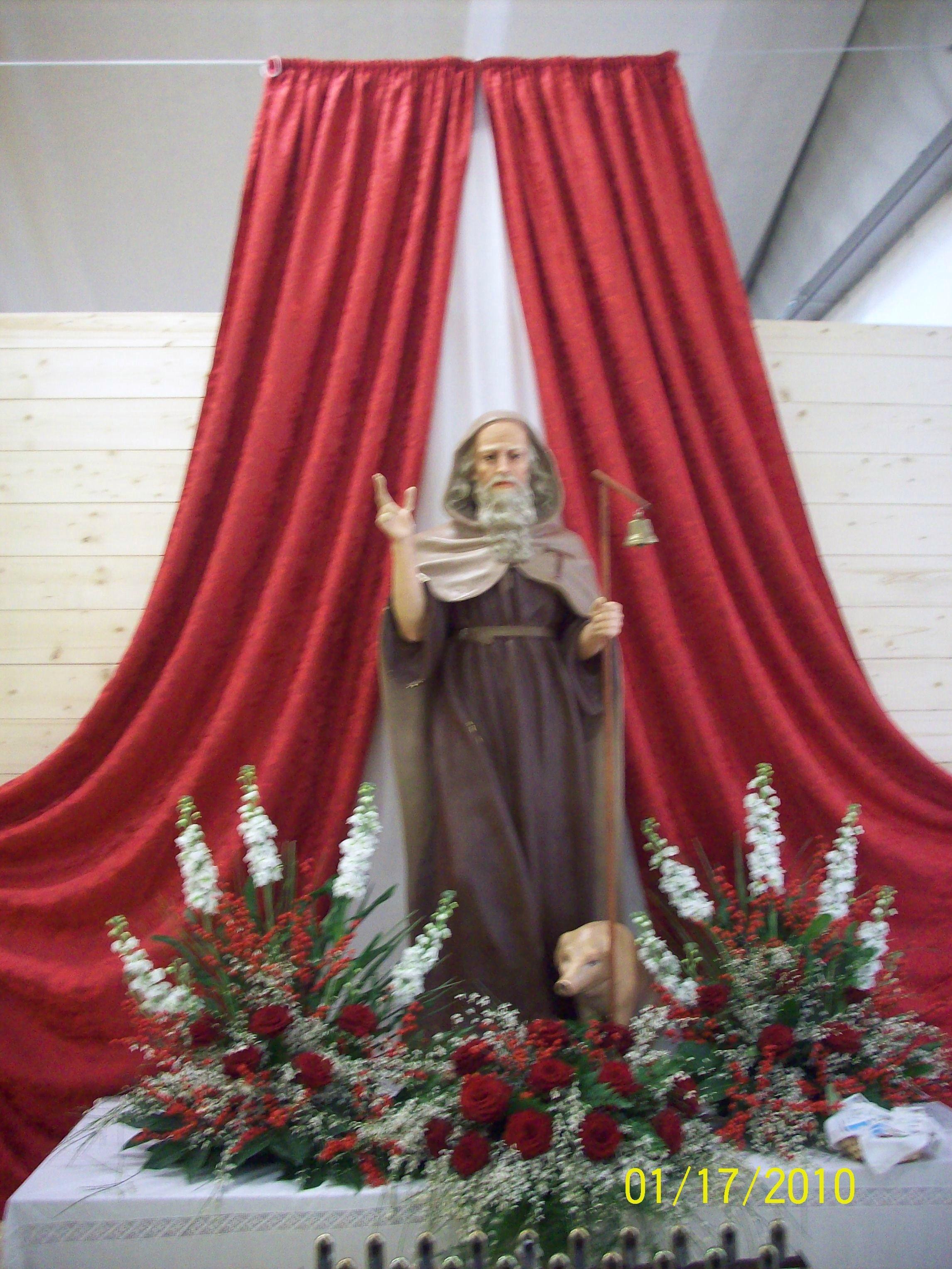 Festa di sant antonio abate parrocchia san giovanni battista for Arredo bimbo sant antonio abate